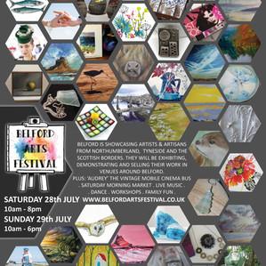 Belford Arts Festival 2018