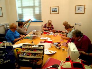 Textile Crafts at BRIC, Blyth