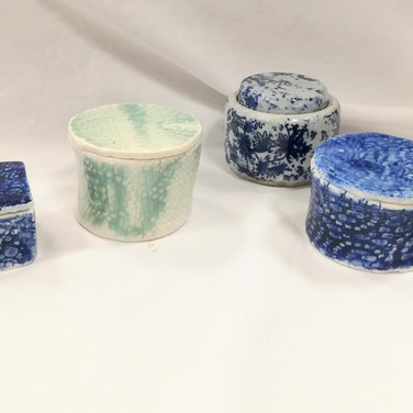 Small trinket boxes