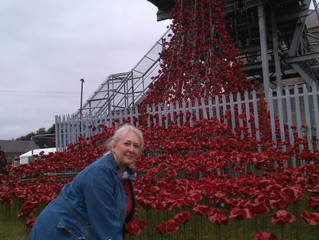 Poppy Exhibition at Woodhorn