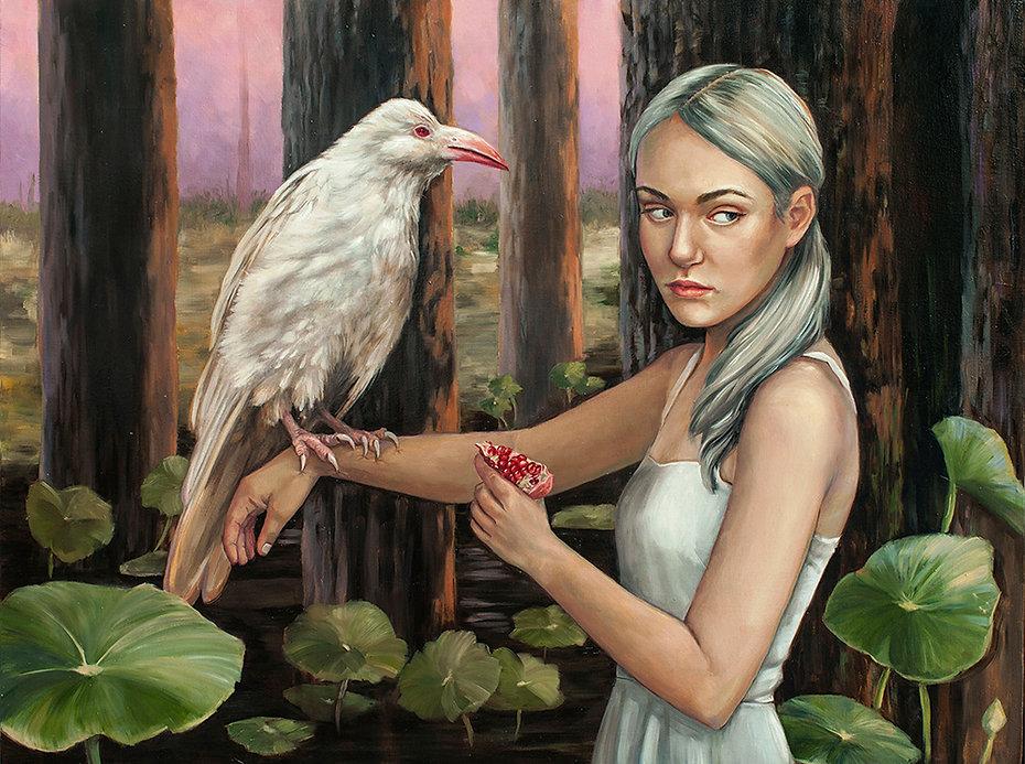 Andrea Barreda pintura arte
