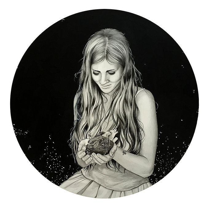 Drawing by Andrea Barreda