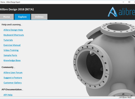 3D Mechanical Design with Alibre for the Energy industry