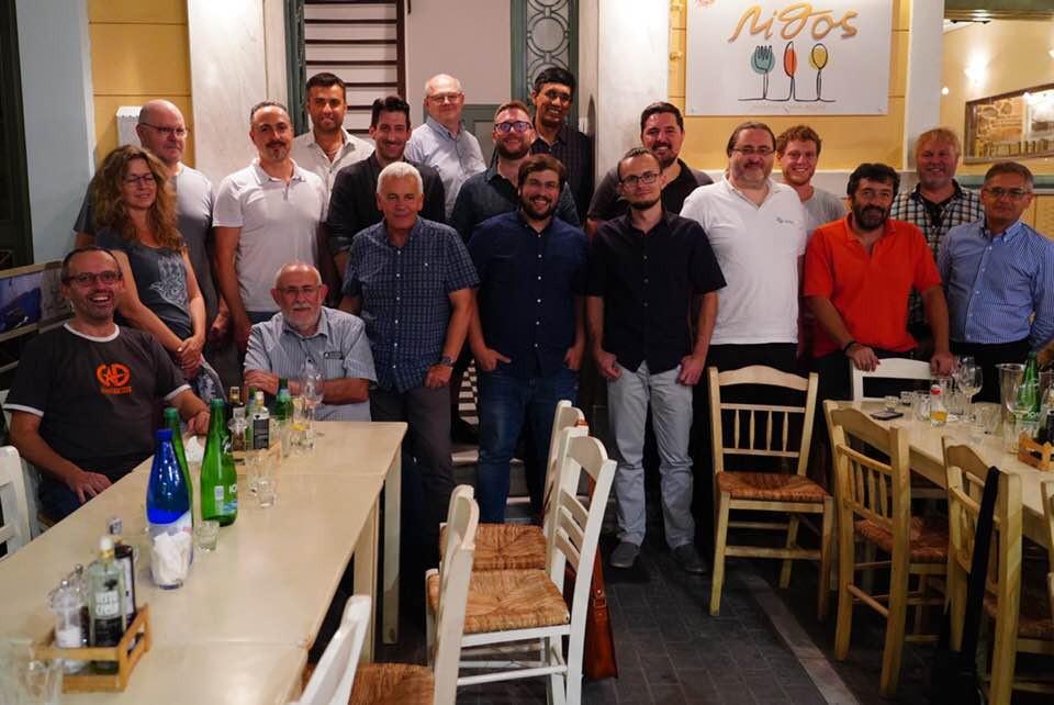 Athens Alibre resellers meeting