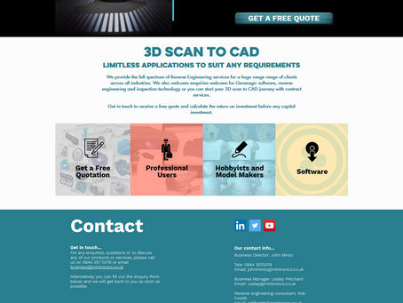 3D Scan to CAD