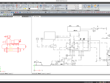 2D CAD alternative with DWG