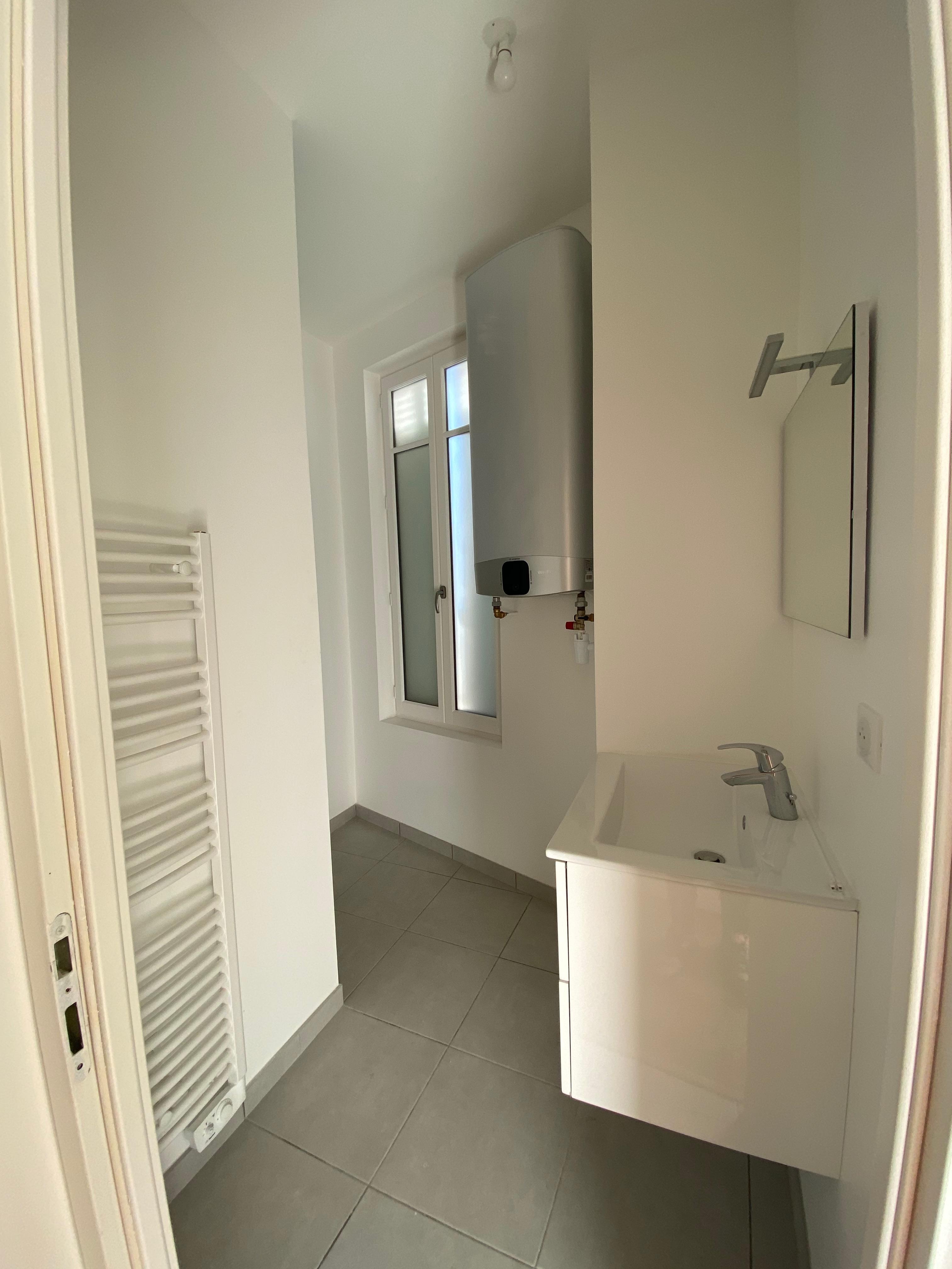 Salle d'eau - T3 Bordeaux Sacré Coeur