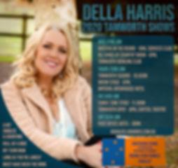 Della Tamworth 2020 gigs forweb.jpg