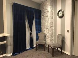 bridal room seating