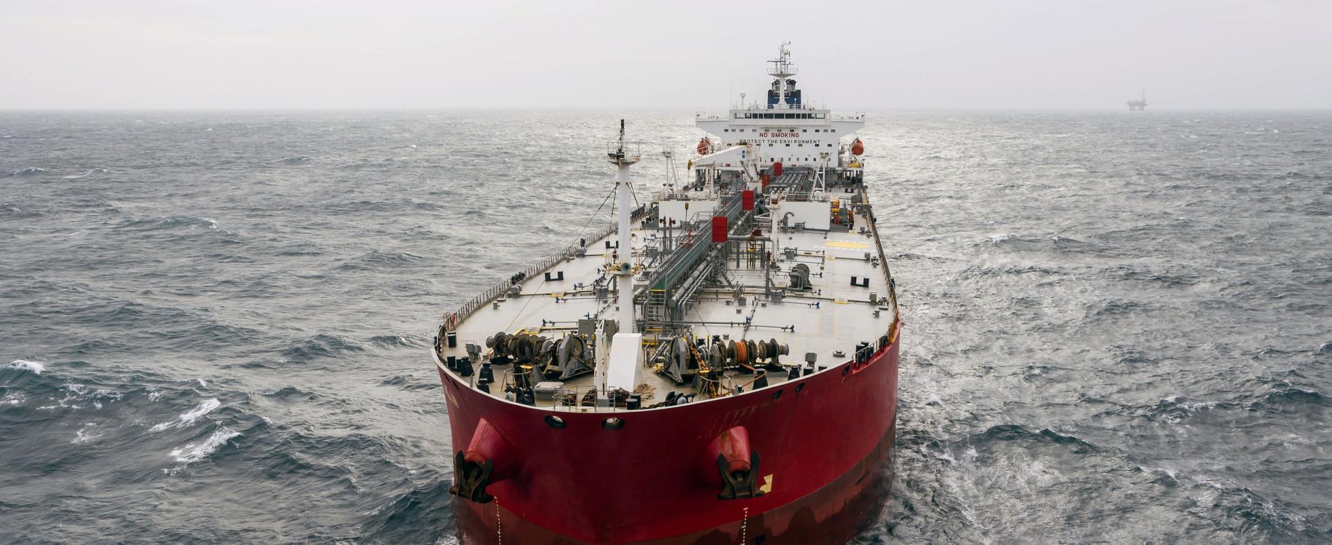 The oil tanker in the high sea.jpg