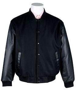 Mens Classic Varsity Jacket