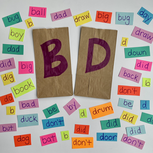 B and D Sort