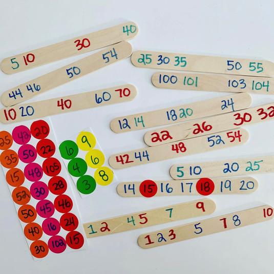 Sequencing Sticks