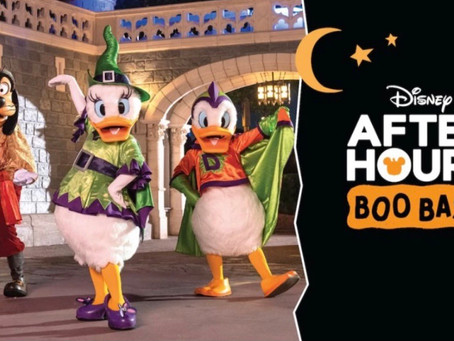 Disney Responds to Demand for Boo Bash Tickets before they go on Sale June 15!
