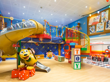 Toy Story Characters are Coming to the Disney Wish