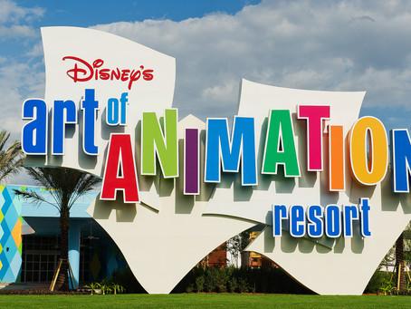 Disney's Art of Animation Resort Overview
