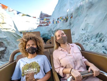 Disney Increases Park Capacity Hints at Mask Changes This Summer
