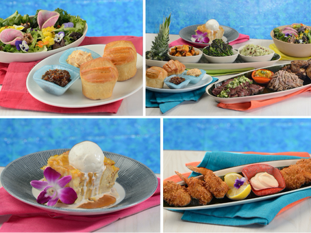 Sebastian's Bistro at Disney's Caribbean Beach Resort Reopens this Summer with Family Style Dining!