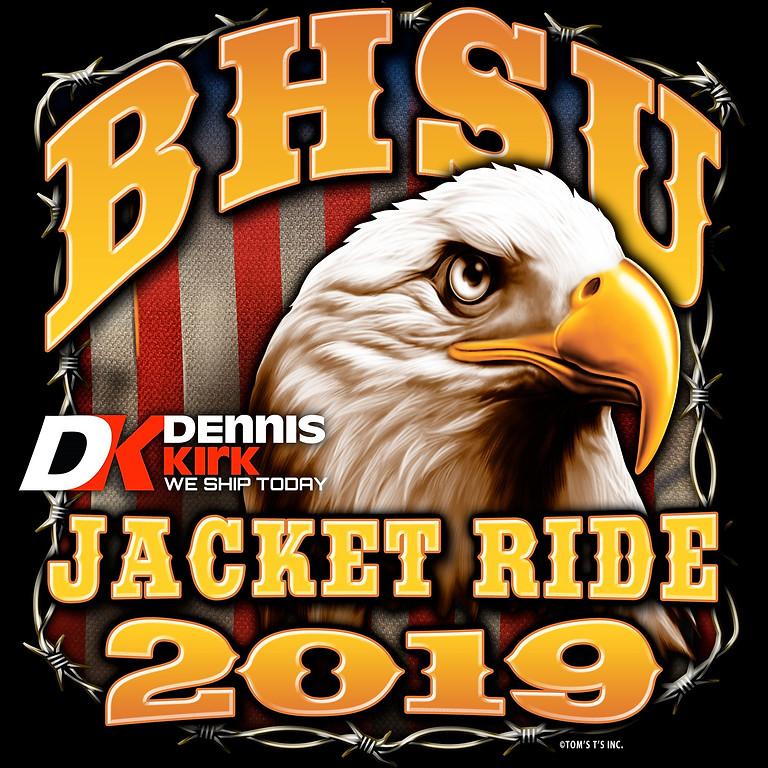 2019 Jacket Ride for Veteran Scholarships