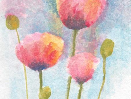 watercolor recap