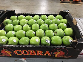 Granny Smith in our Cobra brand