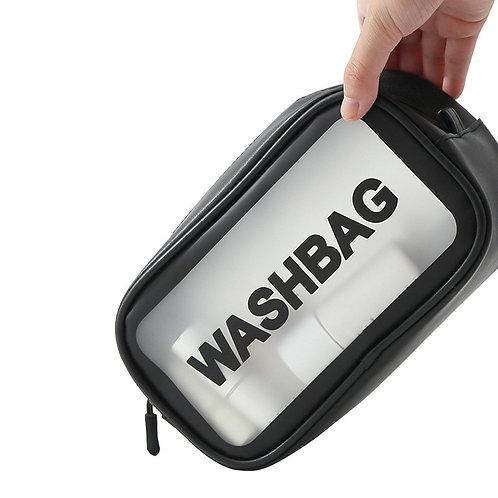 Wash Bag Large Waterproof Cosmetic Bag Organizer Case