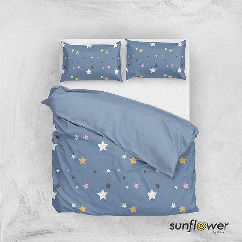 Star Lights Duvet Cover Set