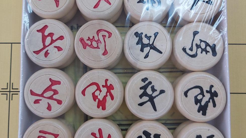 中國象棋套裝,塑膠棋盤