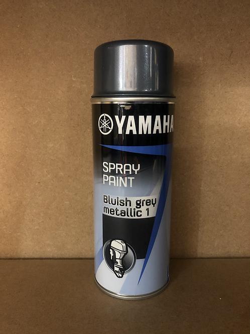Yamaha Outboard Spray Paint - Bluish Grey Metal