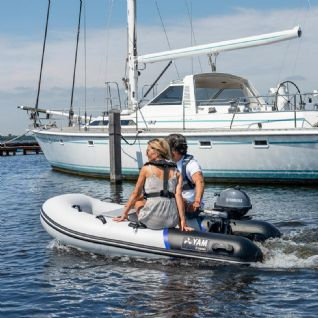 YAM 240 STi Air Floor Sports Tender
