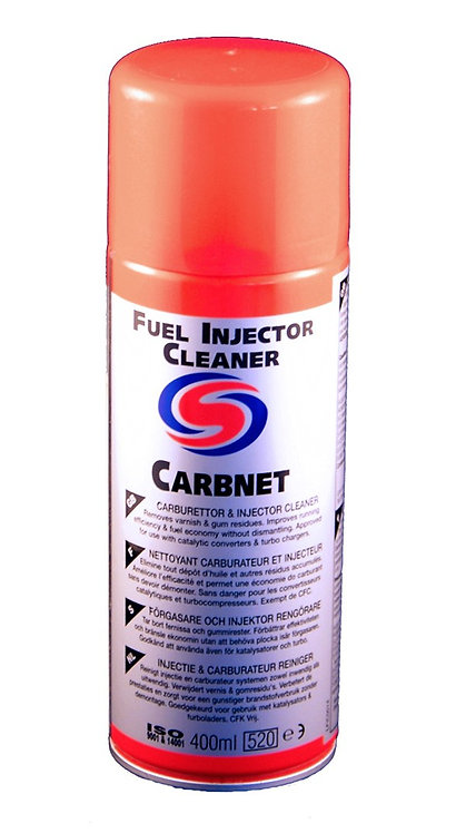 Carb and Fuel Injection System Cleaner 400ml Spray