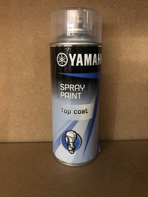 Copy of Yamaha Outboard Spray Paint - Top Coat