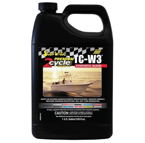 StarBrite Premium TCW-3 2-Stroke oil 3.79L
