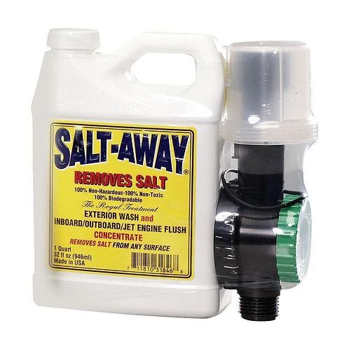 Salt Away - 946ML Concentrate Inc Mixer