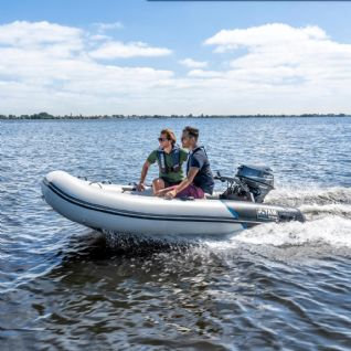 YAM 340 S Solid Floor Sports Tender