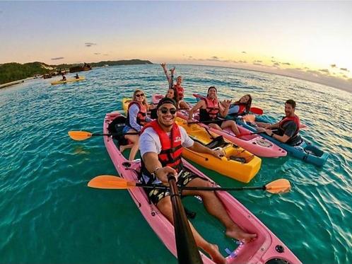 Clear Bottom Kayak - Explorer