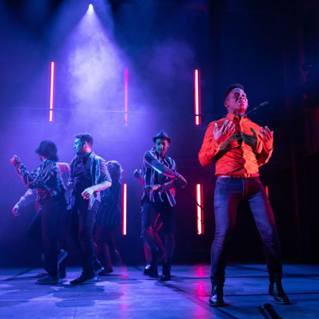 LEAVE TO REMAIN - Lyric Hammersmith