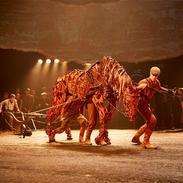 WAR HORSE, New London Theatre