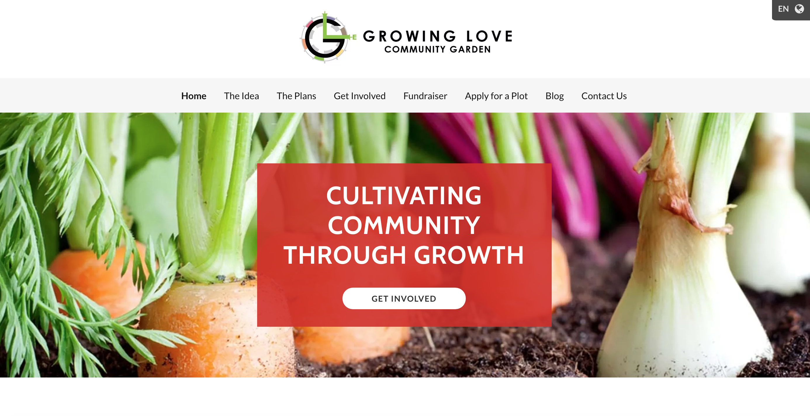 Growing Love Community Garden