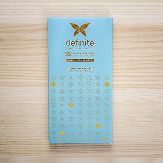 Valdez Las Berenjenas (55%) Caramelised Almond and Cashew Milk