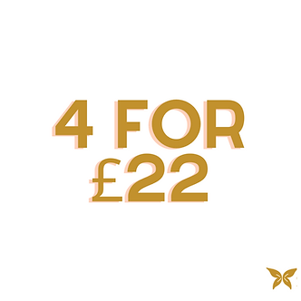 4 for £22