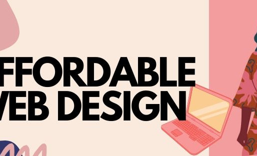 Affordable Web Design Welcomes You