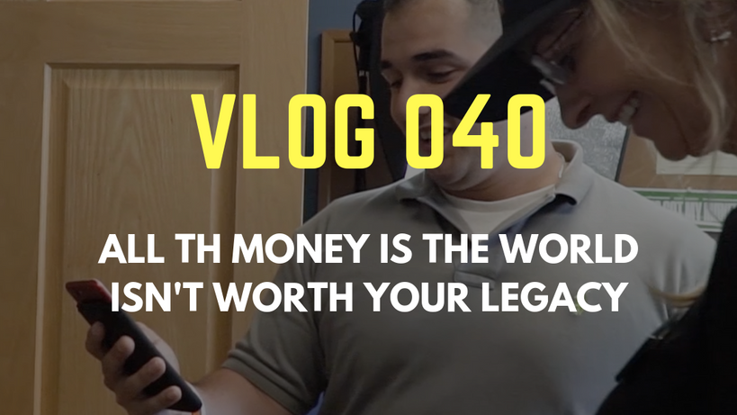 It's Not Worth Your Legacy