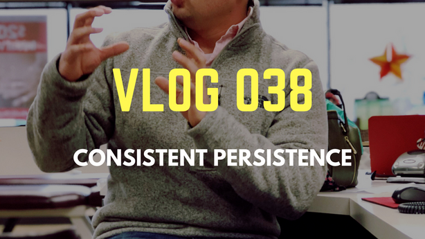 Vlog 038 - Consistent Persistence.