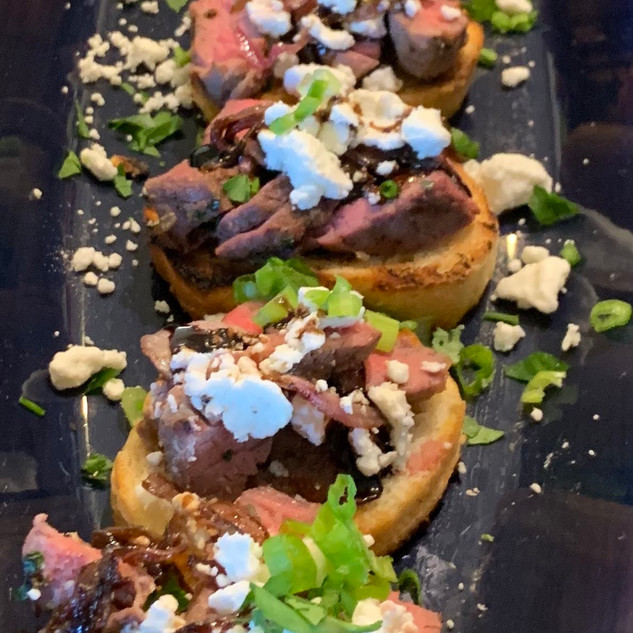 TENDERLOIN CROSTINI