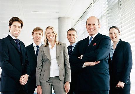Grupo de negocios