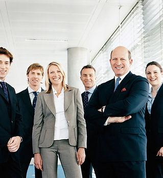 Brainpartners team im Unternehmen