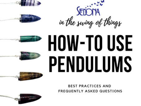 Learn With Sedona: Pendulums & Dowsing