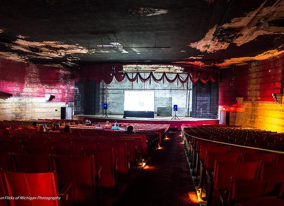 Theater Restoration Donation