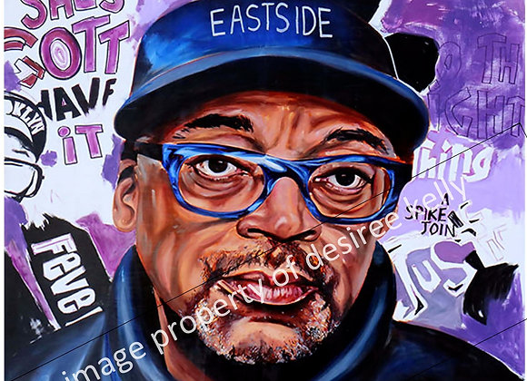 Desiree Kelly Print - Spike Lee